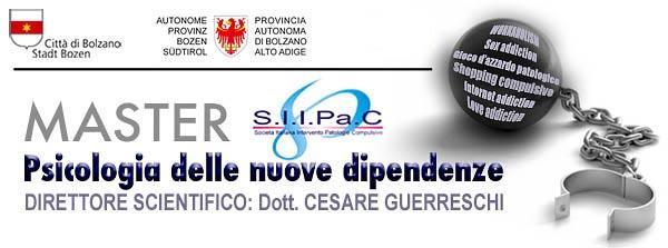 Convenzione per il Master in Psicologia delle nuove dipendenze SIIPAC 2014/15